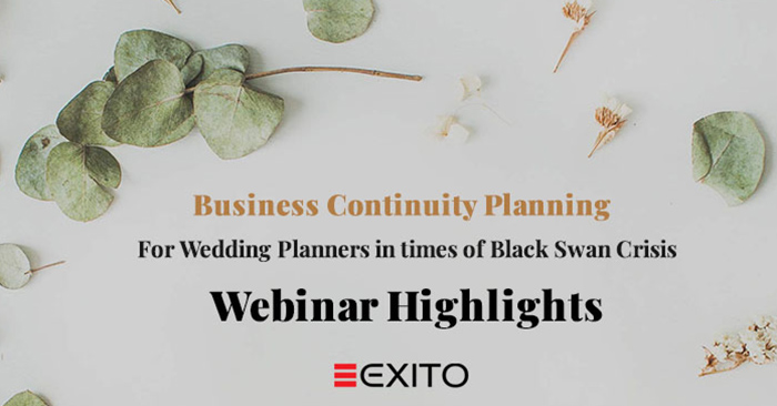 Business Continuity Planning for Wedding Planners